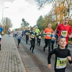 45. Saaremaa kolme päeva jooksu noortejooks - Kristen Hioväin (41), Kaur Kütt (152), Magnus Pall (161), Mathias Kaljuvee (180), Jarko Utrila (213), Mia Lisette Tamme (219), Anna Malena Kuris (420)
