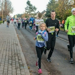 45. Saaremaa kolme päeva jooksu noortejooks - Silver Vahstein (126), Katariina Kütt (154), Peeter Kaju (201)