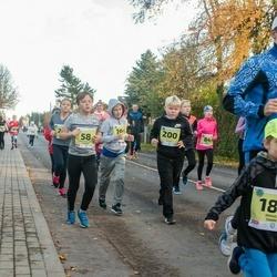45. Saaremaa kolme päeva jooksu noortejooks - Mattias Siim Atonen (58), Mihkel Tamm (185), Uku Marten Vaikmaa (195), Kert Kombe (200)
