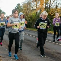 45. Saaremaa kolme päeva jooksu noortejooks - Liisa Naulainen (28), Stella Paltiņa (98), Johanna Subi (127), Gregor Hein (196), Kert Kombe (200)