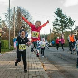 45. Saaremaa kolme päeva jooksu noortejooks - Andreas Hantson (10), Berta Kurvits (55), Marten Kello (120), Miina Palu (155), Mia Lopsik (799)