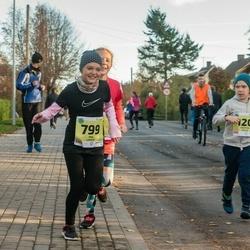 45. Saaremaa kolme päeva jooksu noortejooks - Marten Kello (120), Mia Lopsik (799)