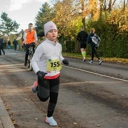 45. Saaremaa kolme päeva jooksu noortejooks - Miina Palu (155)