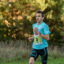 45. Saaremaa kolme päeva jooksu noortejooks - Kert Kask (3)