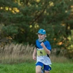 45. Saaremaa kolme päeva jooksu noortejooks - Oliver Grauen (4)