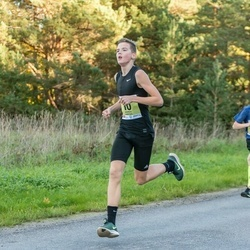 45. Saaremaa kolme päeva jooksu noortejooks - Andreas Hantson (10), Risto Kalju (92)