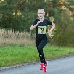45. Saaremaa kolme päeva jooksu noortejooks - Õnnely Rahu (73)