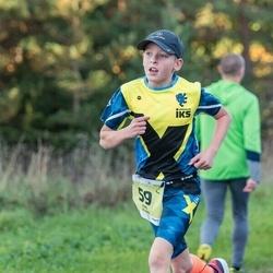45. Saaremaa kolme päeva jooksu noortejooks - Karl Vilson (59)