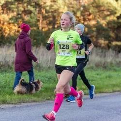 45. Saaremaa kolme päeva jooksu noortejooks - Birgit Veldi (128)