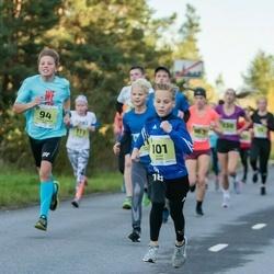 45. Saaremaa kolme päeva jooksu noortejooks - Richard Marcus Arge (94), Oliver Kerno (101)