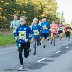 45. Saaremaa kolme päeva jooksu noortejooks - Oliver Kerno (101)