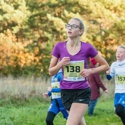 45. Saaremaa kolme päeva jooksu noortejooks - Anette Hantson (138)