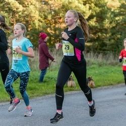 45. Saaremaa kolme päeva jooksu noortejooks - Kätlin Talu (23), Eliise Luks (29), Liivika Paas (167)