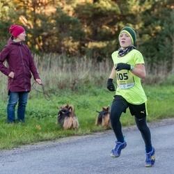 45. Saaremaa kolme päeva jooksu noortejooks - Kaspar Grauen (105)