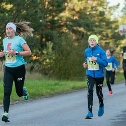 45. Saaremaa kolme päeva jooksu noortejooks - Liv Leivo (175)
