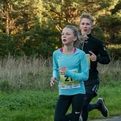 45. Saaremaa kolme päeva jooksu noortejooks - Valdo Aedmäe (20), Tīna Roberta Briša (21)