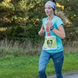 45. Saaremaa kolme päeva jooksu noortejooks - Brigitte Panker (63)