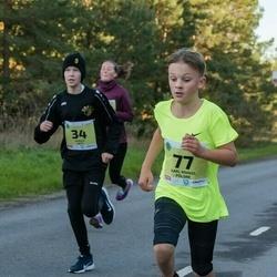 45. Saaremaa kolme päeva jooksu noortejooks - Harald Hütt (34), Karl Mihkel Põldre (77)