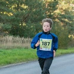 45. Saaremaa kolme päeva jooksu noortejooks - Markus Pungar (187)