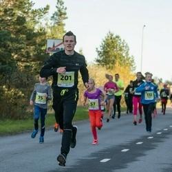 45. Saaremaa kolme päeva jooksu noortejooks - Peeter Kaju (201)