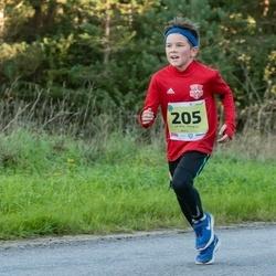 45. Saaremaa kolme päeva jooksu noortejooks - Georg Osvald Ots (205)
