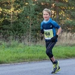 45. Saaremaa kolme päeva jooksu noortejooks - Robin Luik (68)