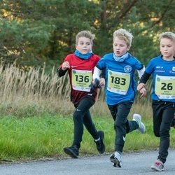 45. Saaremaa kolme päeva jooksu noortejooks - Arto Kaljumäe (26), Urban Aik Sild (136), Karel Mahla (183)