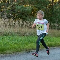 45. Saaremaa kolme päeva jooksu noortejooks - Mirjam Paimre (171)