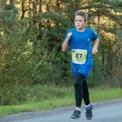 45. Saaremaa kolme päeva jooksu noortejooks - Harald Parts (87)