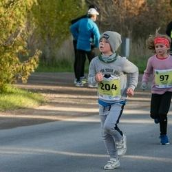 45. Saaremaa kolme päeva jooksu noortejooks - Martha Trees (97), Otto Pastak (204)