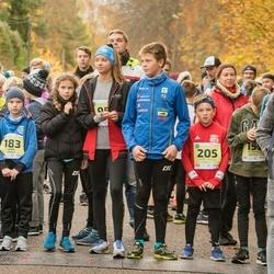 45. Saaremaa kolme päeva jooksu noortejooks - Karel Mahla (183), Georg Osvald Ots (205)