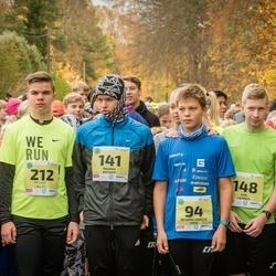 45. Saaremaa kolme päeva jooksu noortejooks - Richard Marcus Arge (94), Alar Reiljan (116), Ragnar Rätsepp (141), Karl Lember (148), Georg Osvald Ots (205), Tristan Talts (212)