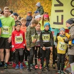 45. Saaremaa kolme päeva jooksu noortejooks - Richard Vlassov (37), Richard Marcus Arge (94), Karl Lember (148), Uku Marten Vaikmaa (195), Georg Osvald Ots (205), Romet Reimal (215)