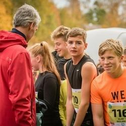 45. Saaremaa kolme päeva jooksu noortejooks - Andreas Hantson (10), Alar Reiljan (116)