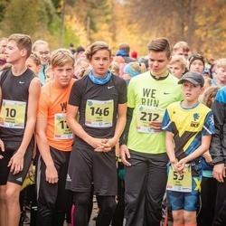 45. Saaremaa kolme päeva jooksu noortejooks - Andreas Hantson (10), Kaur-Mattias Kuuskme (13), Karl Vilson (59), Ragnar Rätsepp (141), Ralf Lamp (146), Tristan Talts (212)