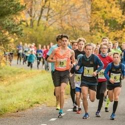 45. Saaremaa kolme päeva jooksu noortejooks - Artis Rožkalns (1), Kārlis Dieviņš (5), Roberts Aleksis Glazers (6), Hardy Kaska (35), Kristofer Nyiri (36)