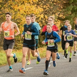 45. Saaremaa kolme päeva jooksu noortejooks - Artis Rožkalns (1), Kārlis Dieviņš (5), Roberts Aleksis Glazers (6), Andreas Hantson (10), Hardy Kaska (35), Risto Kalju (92)