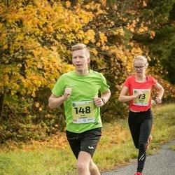 45. Saaremaa kolme päeva jooksu noortejooks - Õnnely Rahu (73), Karl Lember (148)
