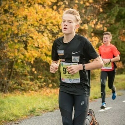 45. Saaremaa kolme päeva jooksu noortejooks - Tristan Aik Sild (912)