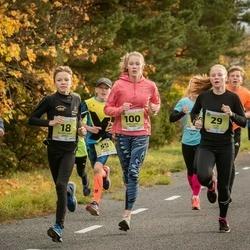 45. Saaremaa kolme päeva jooksu noortejooks - Kaur-Mattias Kuuskme (13), Ričards Dāvis Špacs (18), Eliise Luks (29), Anna Maria Raspel (100)