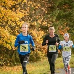 45. Saaremaa kolme päeva jooksu noortejooks - Ranno Kannel (74), Meri-Lill Plagnaud (111), Liivika Paas (167)