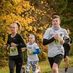 45. Saaremaa kolme päeva jooksu noortejooks - Liivika Paas (167)