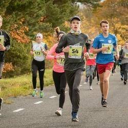 45. Saaremaa kolme päeva jooksu noortejooks - Heiki Peterkopf (54), Ehard Kuusk (107)