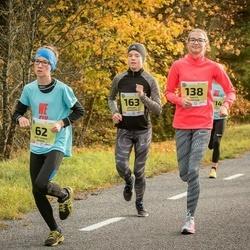45. Saaremaa kolme päeva jooksu noortejooks - Bert Joosep Panker (62), Anette Hantson (138), Annabel Raudsepp (163)