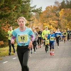 45. Saaremaa kolme päeva jooksu noortejooks - Jete Mari Jürjo (12)
