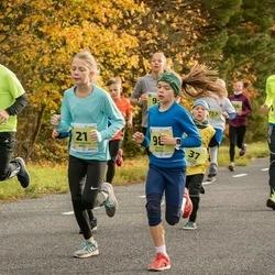 45. Saaremaa kolme päeva jooksu noortejooks - Tīna Roberta Briša (21), Stella Paltiņa (98), Tristan Talts (212), Rait Veevo (444)