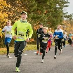 45. Saaremaa kolme päeva jooksu noortejooks - Sigvard Suppi (157), Uku Hann Susi (188), Rait Veevo (444)
