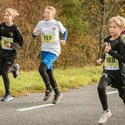 45. Saaremaa kolme päeva jooksu noortejooks - Harald Hütt (34), Sigvard Suppi (157), Uku Hann Susi (188)