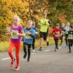 45. Saaremaa kolme päeva jooksu noortejooks - Anna Mia Atonen (57), Georg Osvald Ots (205), Lukas Palu (210), Parvin Tiks (220)