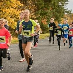 45. Saaremaa kolme päeva jooksu noortejooks - Kaisa-Maria Oll (179), Edward Mihkel Oll (194), Romet Reimal (215)